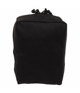 "Utility Pouch, ""Molle"", small, Zwart"