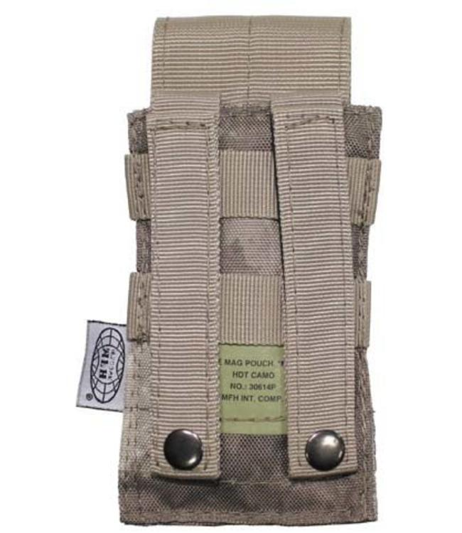 """Ammu Pouch, single, """"Molle"""", HDT camouflage"""