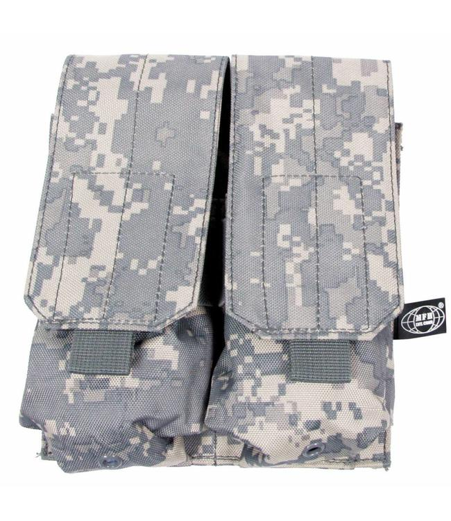 "Ammo Pouch, double, ""Molle"", AT-digital"