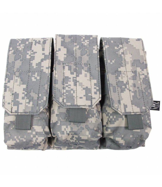 "Ammo Pouch, triple, ""Molle"", AT-digital"
