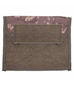 """Chest Pouch met Klittenband, """"Molle"""", AT-digital camouflage"""