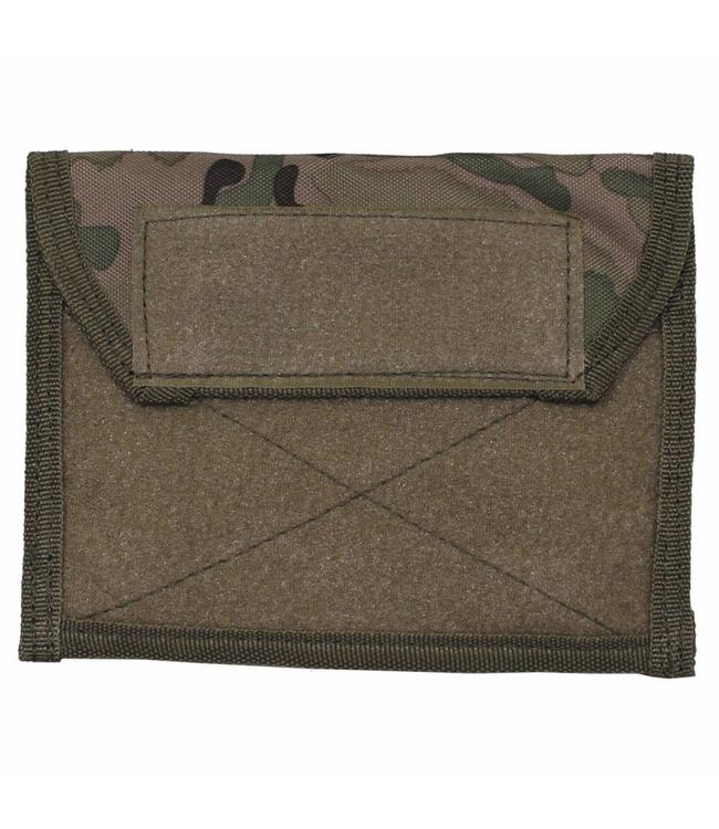 "Chest Pouch met Klittenband, ""Molle"", operation camouflage"
