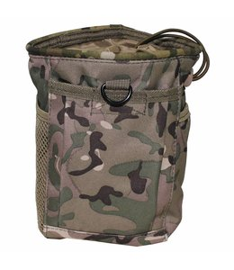 "Bullet/Dump Pouch, ""Molle"", operation camouflage"
