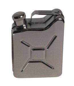 "Flakon ""Jerry Can"", RVS, 170 ml"