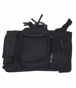 "Mobile Phone Bag, ""MOLLE"", Zwart"