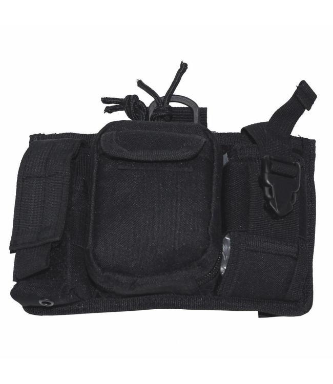 "Mobile Phone Bag, ""MOLLE"", Zwart"