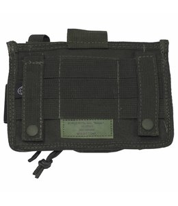 "Mobile Phone Bag, ""MOLLE"", OD Groen"