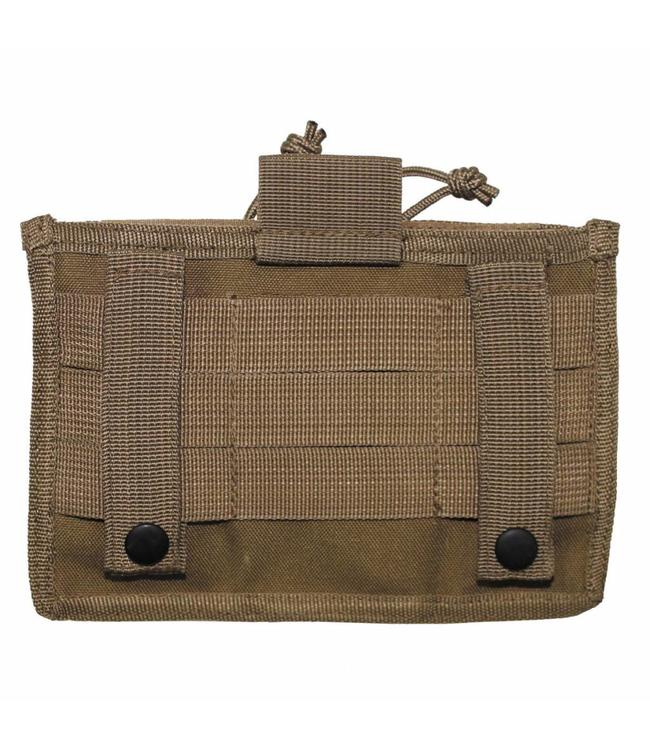"Mobile Phone Bag, ""MOLLE"", coyote tan"