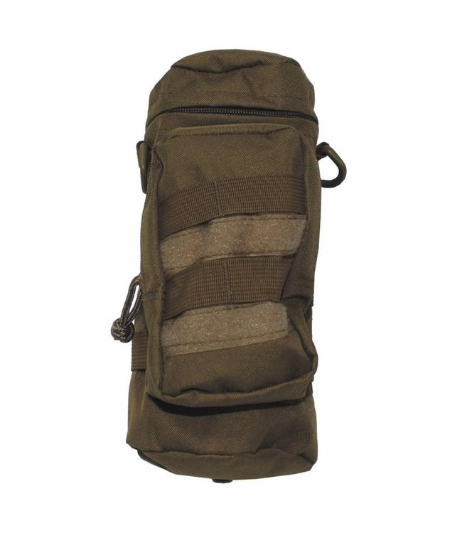 "Bag, round, ""MOLLE"", coyote tan"