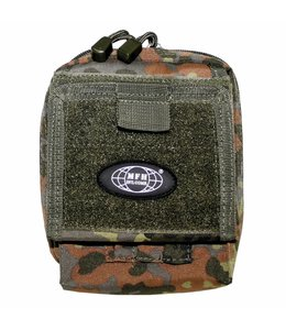 "Map Case, ""MOLLE"", BW camouflage"