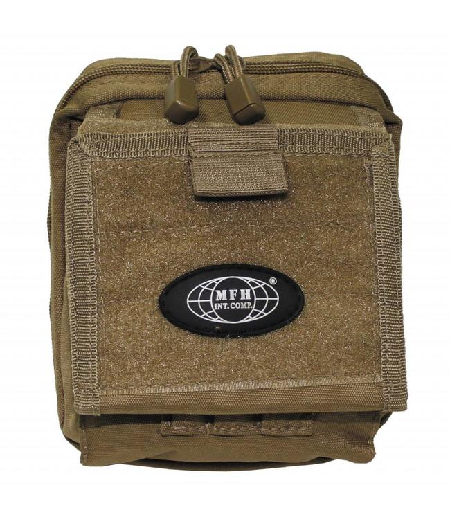 """Map Case, """"MOLLE"""", coyote tan"""