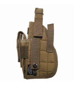 "Tactical Holster, ""Molle"",  coyote"