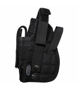 "Tactical Holster, ""Molle"", Zwart"