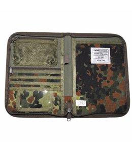Cofo map , A5, BW camouflage, Cordura