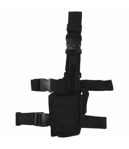 Tactical Holster, Zwart, adjustable