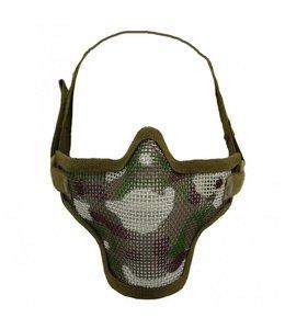 Airsoft metal mesh masker dtc/multi