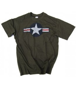 T-shirt United States Air Force (USAF) Groen