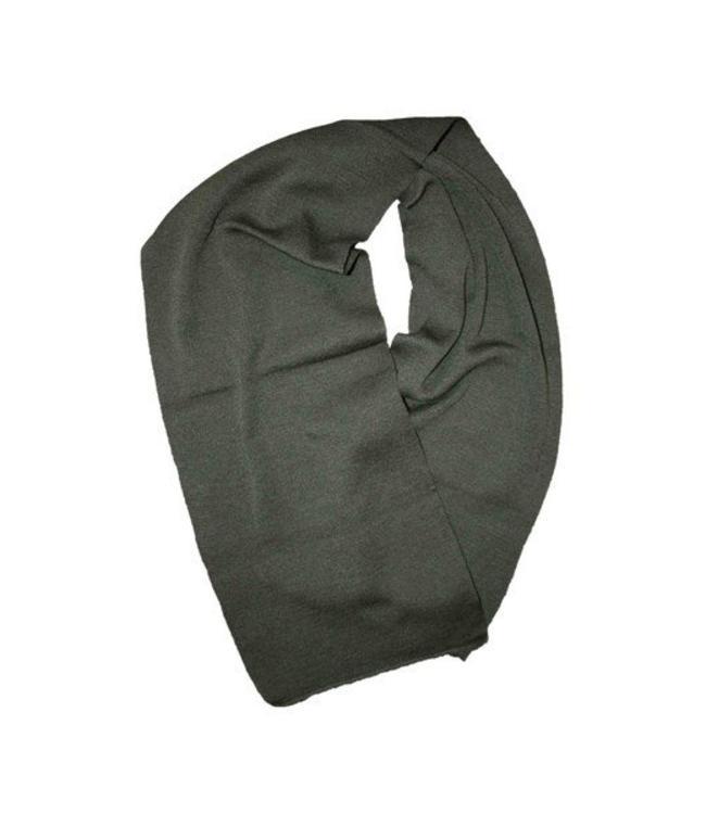 Sjaal 150x30cm 100% acryl Groen