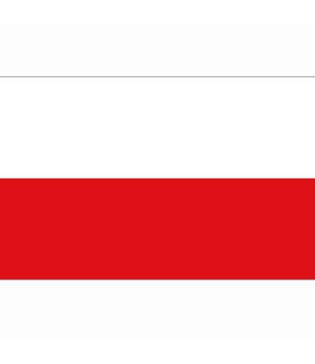 Vlag Poland/Polen (100x150cm)