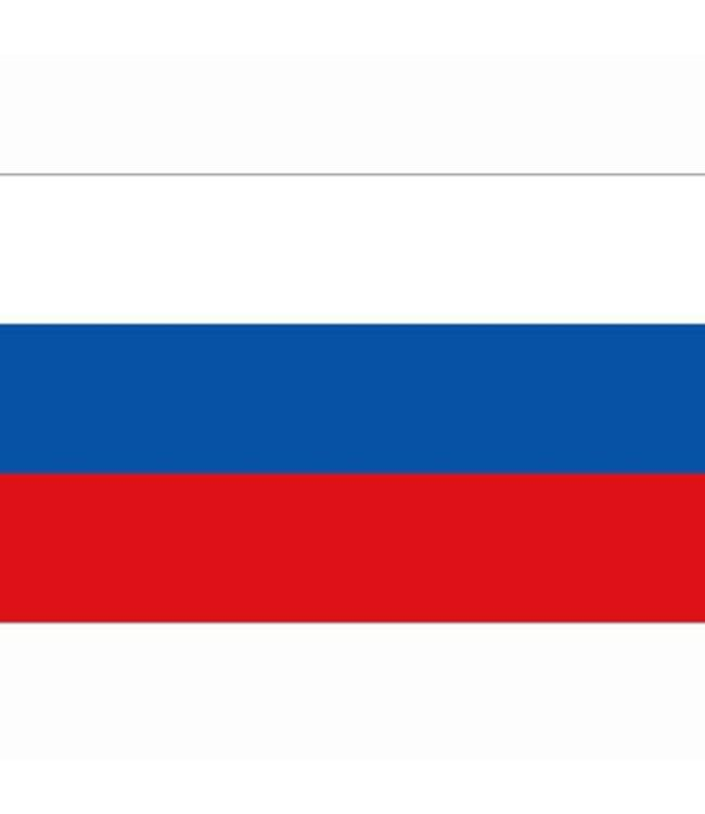 Vlag Rusland/Russian Federation  (100x150cm).