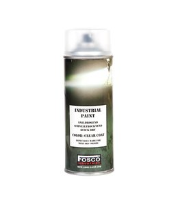 Spray Clear Coat / Vernis