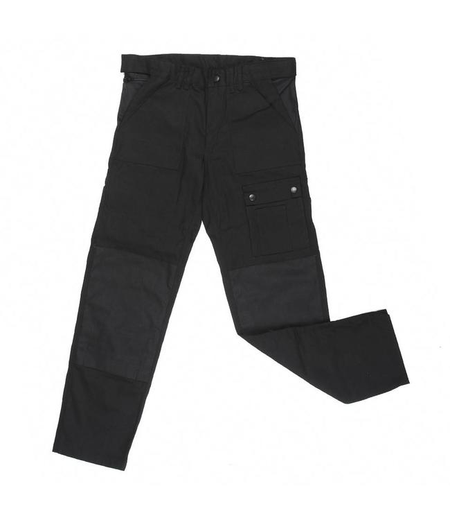Werkbroek basic (Cordura) Zwart