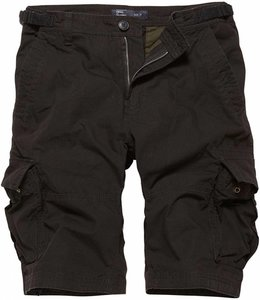 Vintage Industries Terrance shorts korte broek black