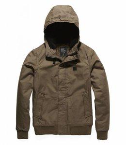 Vintage Industries Axel jacket olive