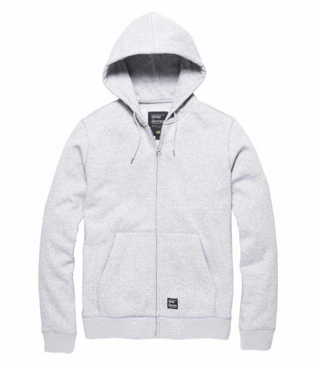 Vintage Industries Redstone hooded sweatshirt heather