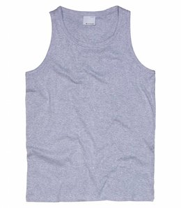 Vintage Industries Bryden singlet heather