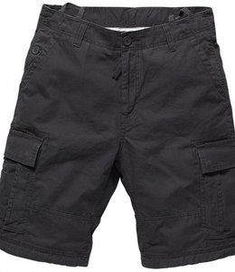 Vintage Industries Batten shorts korte broek (big sizes) anthracite