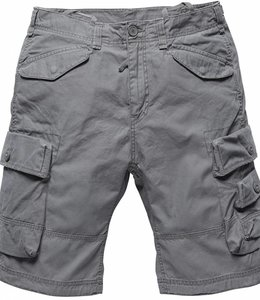 Vintage Industries Shore shorts korte broek light grey