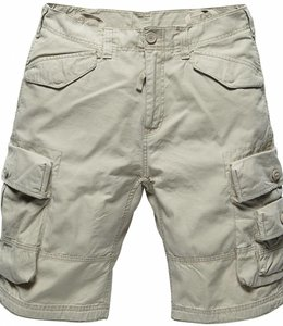 Vintage Industries Shore shorts korte broek beige