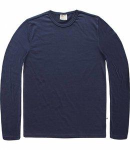 Vintage Industries Jean long sleeve shirt midnight
