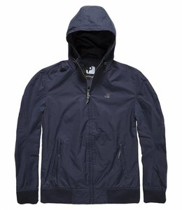 Vintage Industries Denver jacket zomerjas navy
