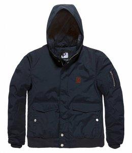 Vintage Industries Rice jacket winterjas navy