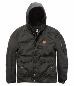 Vintage Industries Rice jacket winterjas replica grey