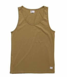 Vintage Industries Cruzer singlet light olive