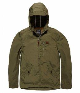Vintage Industries Haven jacket zomerjas olive