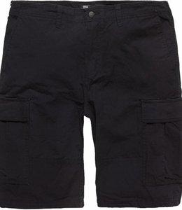 Vintage Industries BDU shorts korte broek dark navy