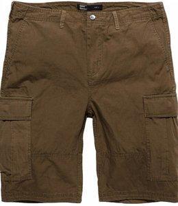 Vintage Industries BDU shorts korte broek khaki