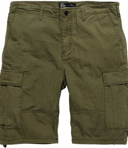 Vintage Industries BDU shorts korte broek olive drab