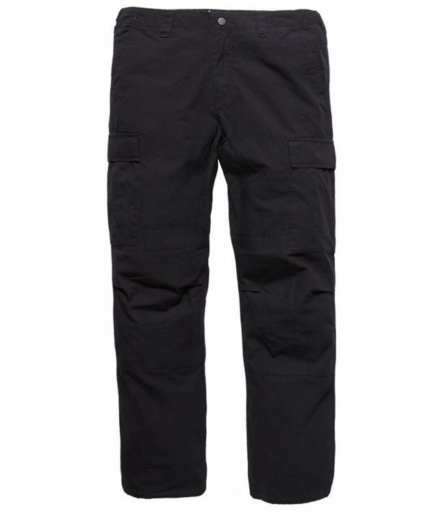 Vintage Industries Tyrone BDU pants dark navy cargo broek