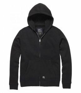 Vintage Industries Redstone hooded sweatshirt black