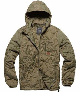 Vintage Industries Lilestone jacket winterjas olive