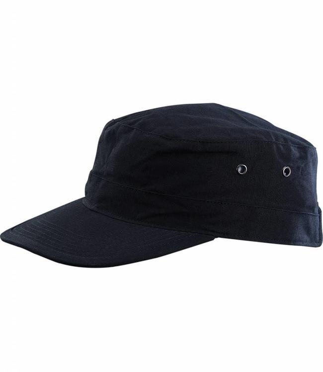 Vintage Industries US cap ripstop pet black