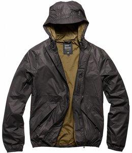 Vintage Industries Dune jacket Zomerjas black