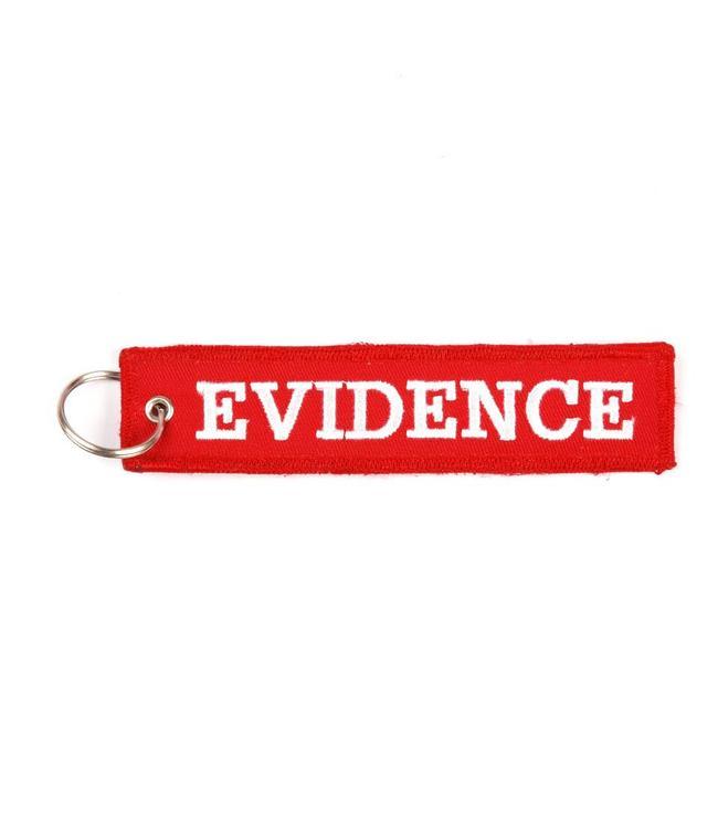 Sleutelhanger Evidence