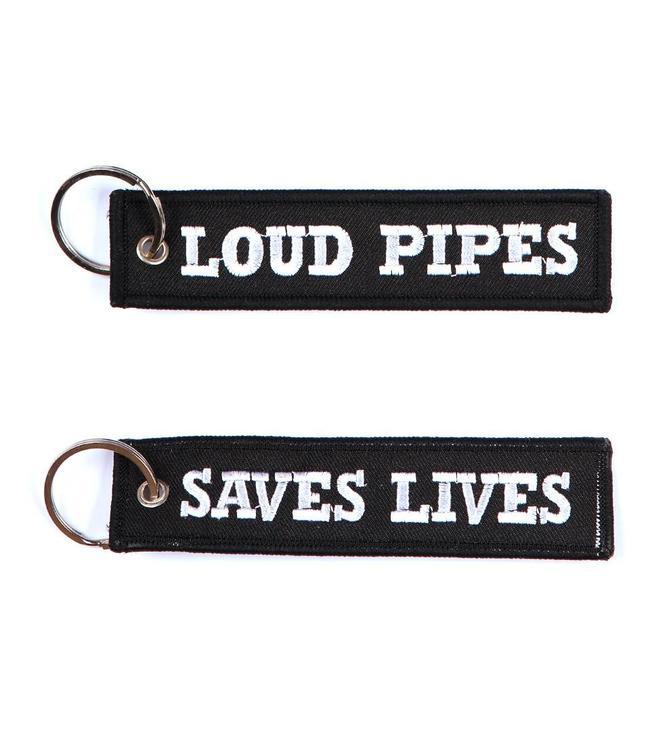 Sleutelhanger loud pipes saves loves Misc.