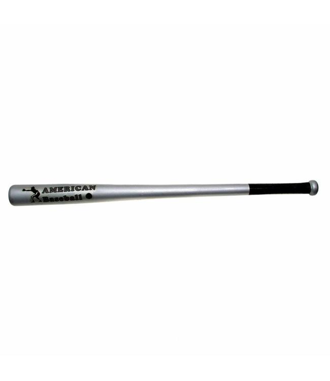 """Honkbalknuppel 32"""", silver, """"American Baseball"""""""
